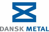 Dansk Metal logo