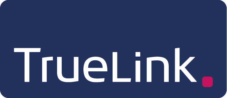 Truelink logo