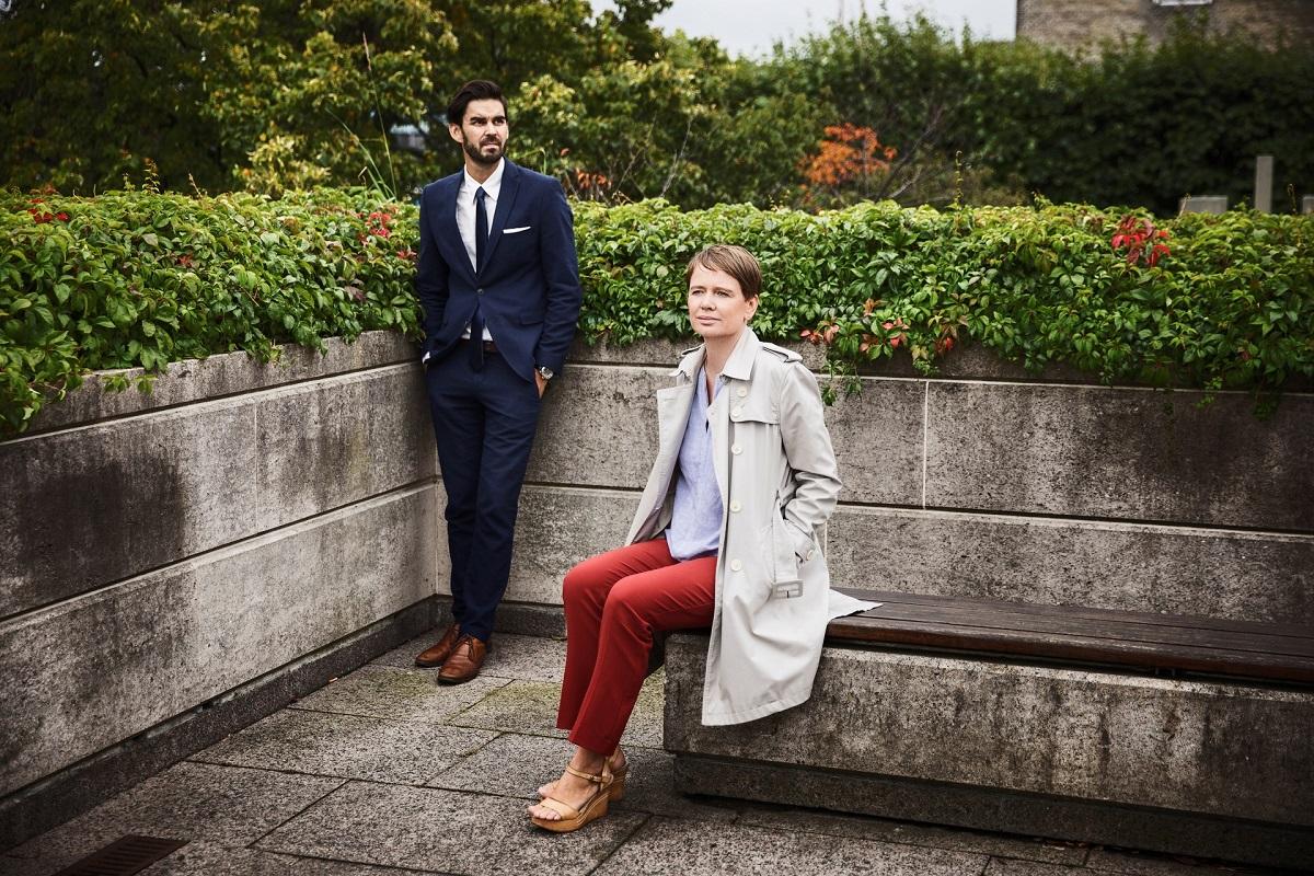Anders Rosenlund og Susan Lund, co-foundere af Aros Business Academy