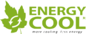 Energy Cool logo - more cooling, less energy