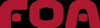 FOA logo - Fag Og Arbejde