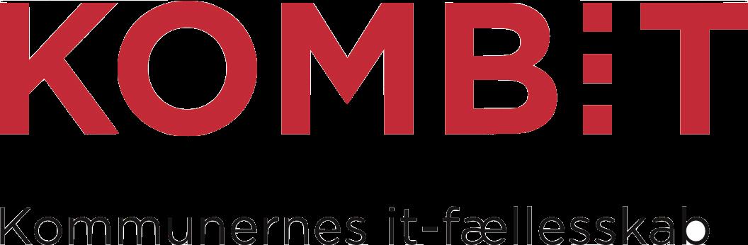 KOMBIT logo - Kommunernes IT-Fællesskab