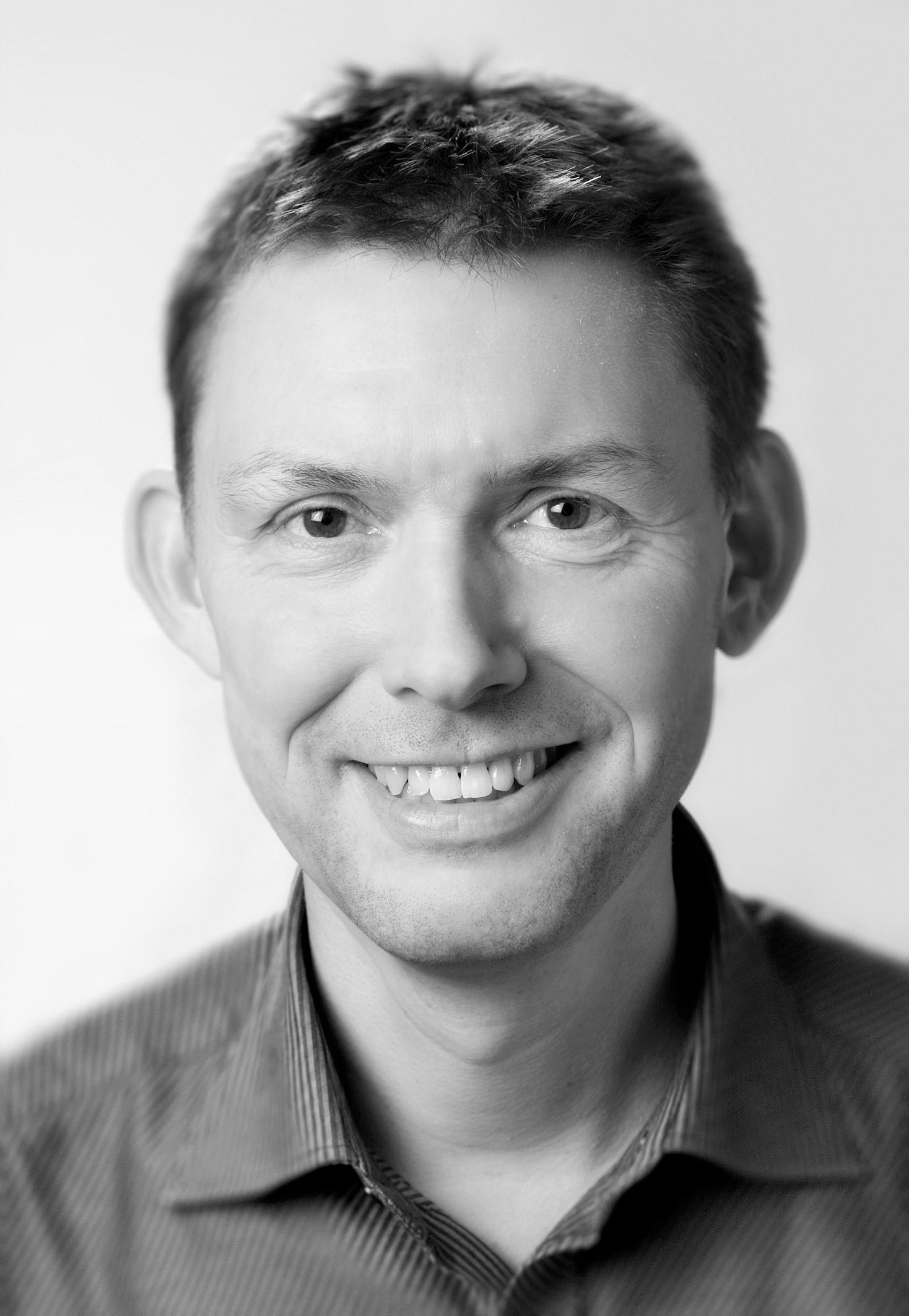 Underviser Michael Marcher