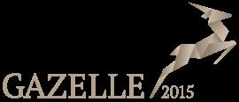 Børsen Gazelle 2015 logo