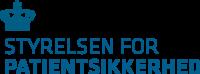 Styrelsen for Patientsikkerhed logo