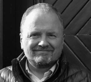 Claus Fadum Nissen underviser