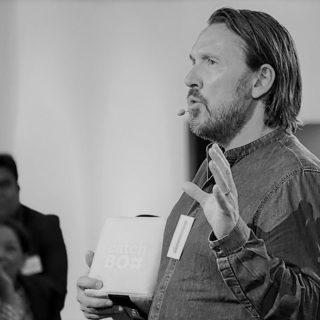 Tim Vang, disruption uddannelse