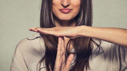 Undskylder du for meget? (de 5 alternativer til auto-undskyldninger)