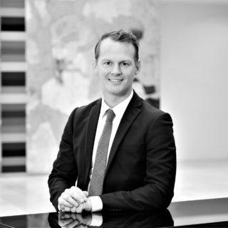 Anders Madsen Pedersen, underviser hos Aros Business Academy
