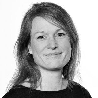 Vores underviser Anne Magrethe Nebel