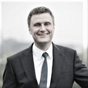 Ulrik Hjorth underviser