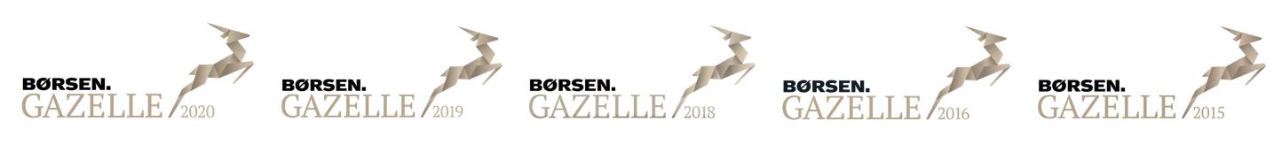Gazelle priser hos aros business academy