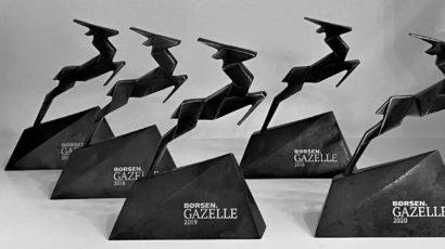 Derfor er vi (fem gange!) kåret til Gazellevirksomhed af Dagbladet Børsen