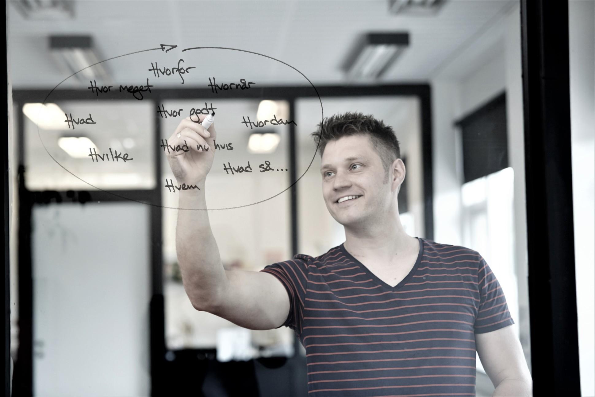 agil ledelse, kursus i agil ledelse