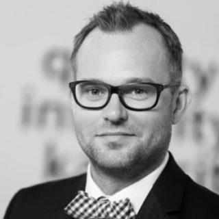 Underviser hos Aros Business Academy, Kristoffer West
