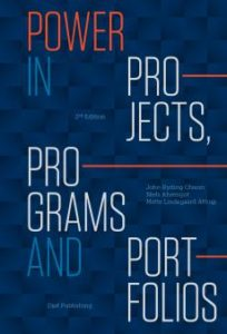 The book: Power in Projects, Programs, and Portofolios
