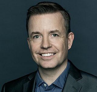Jesper Vilstrup, underviser i PowerPoint og præsentationsteknik