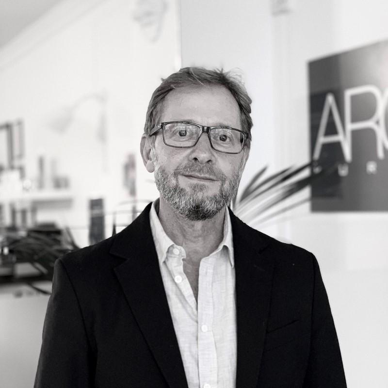 Morten Lund. Kommerciel direktør