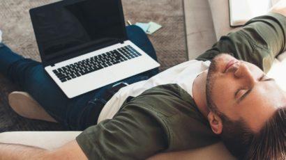 6 utraditionelle strategier til at undgå at brænde ud, når du arbejder hjemme