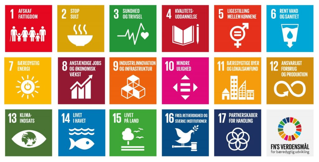 FNs verdensmål, SDG'er, verdensmål, bæredygtighed, sustainability, mini mba